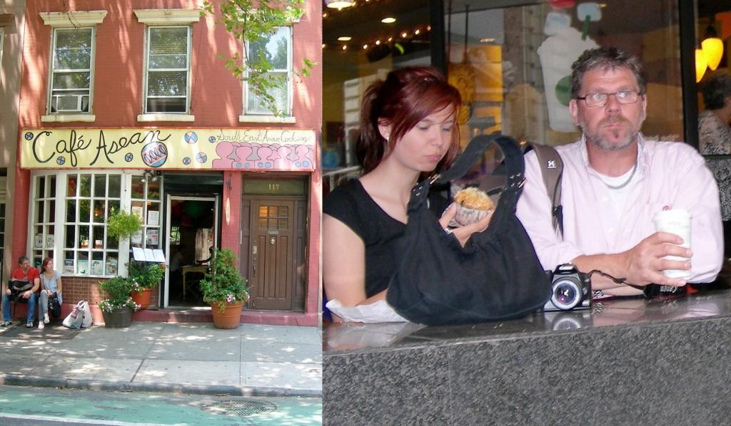 Café Asean och Starbucks