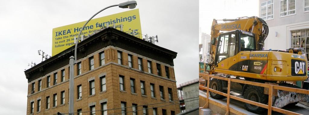 Ikea & Skanska i NY