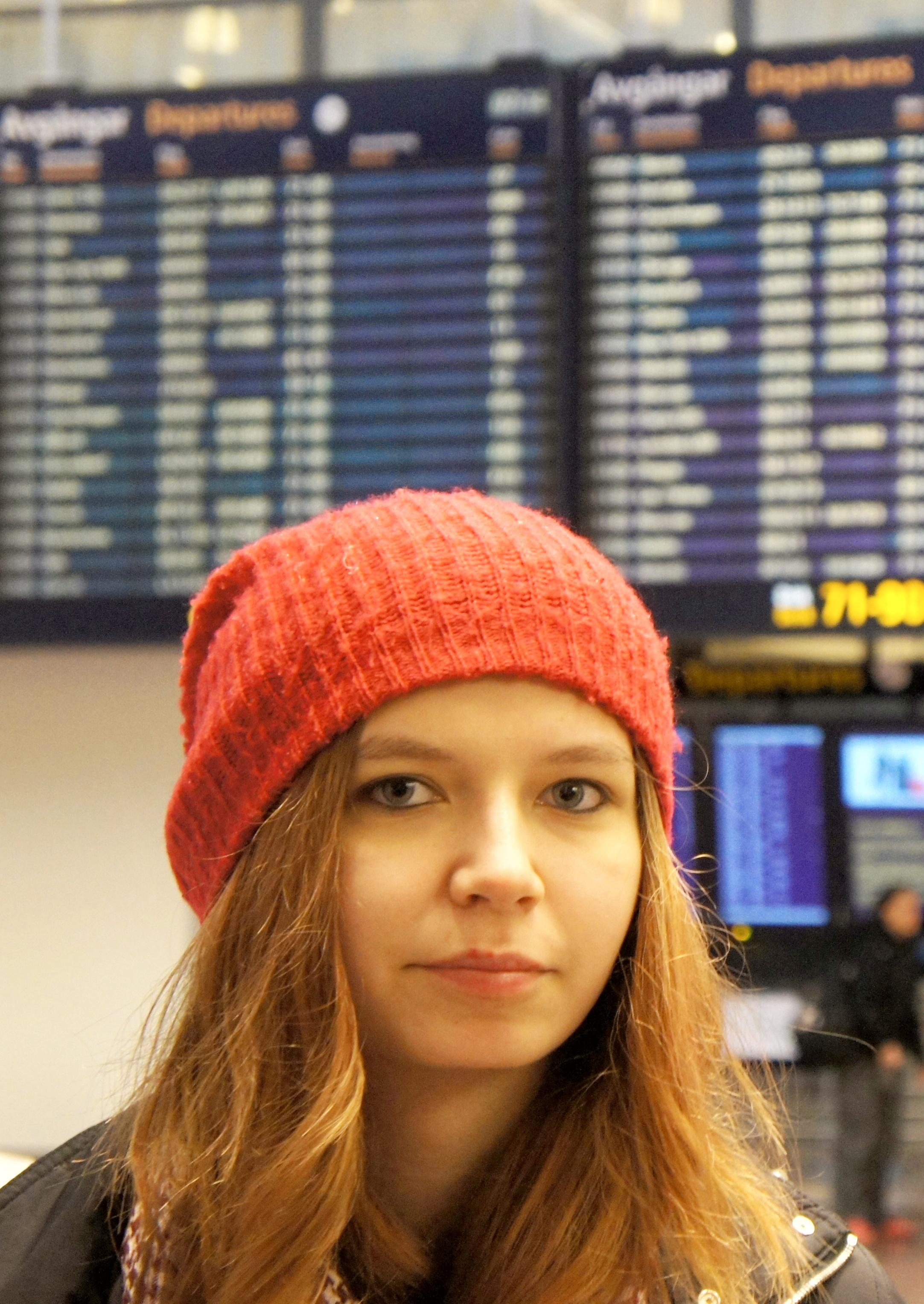 Påväg till NY