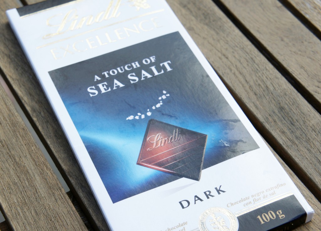 Lindt Sea Salt