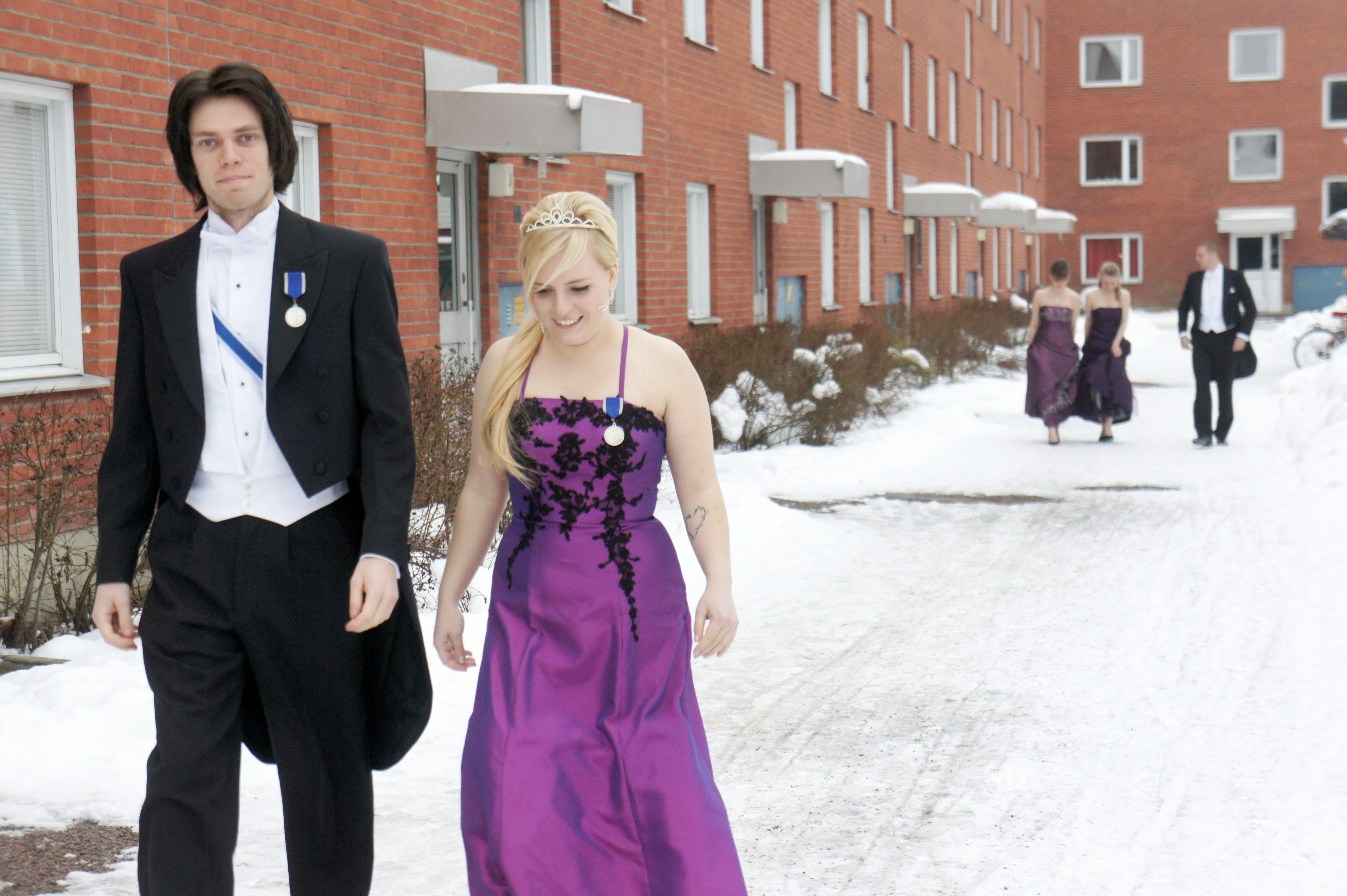 flickvän eller sambo Luleå