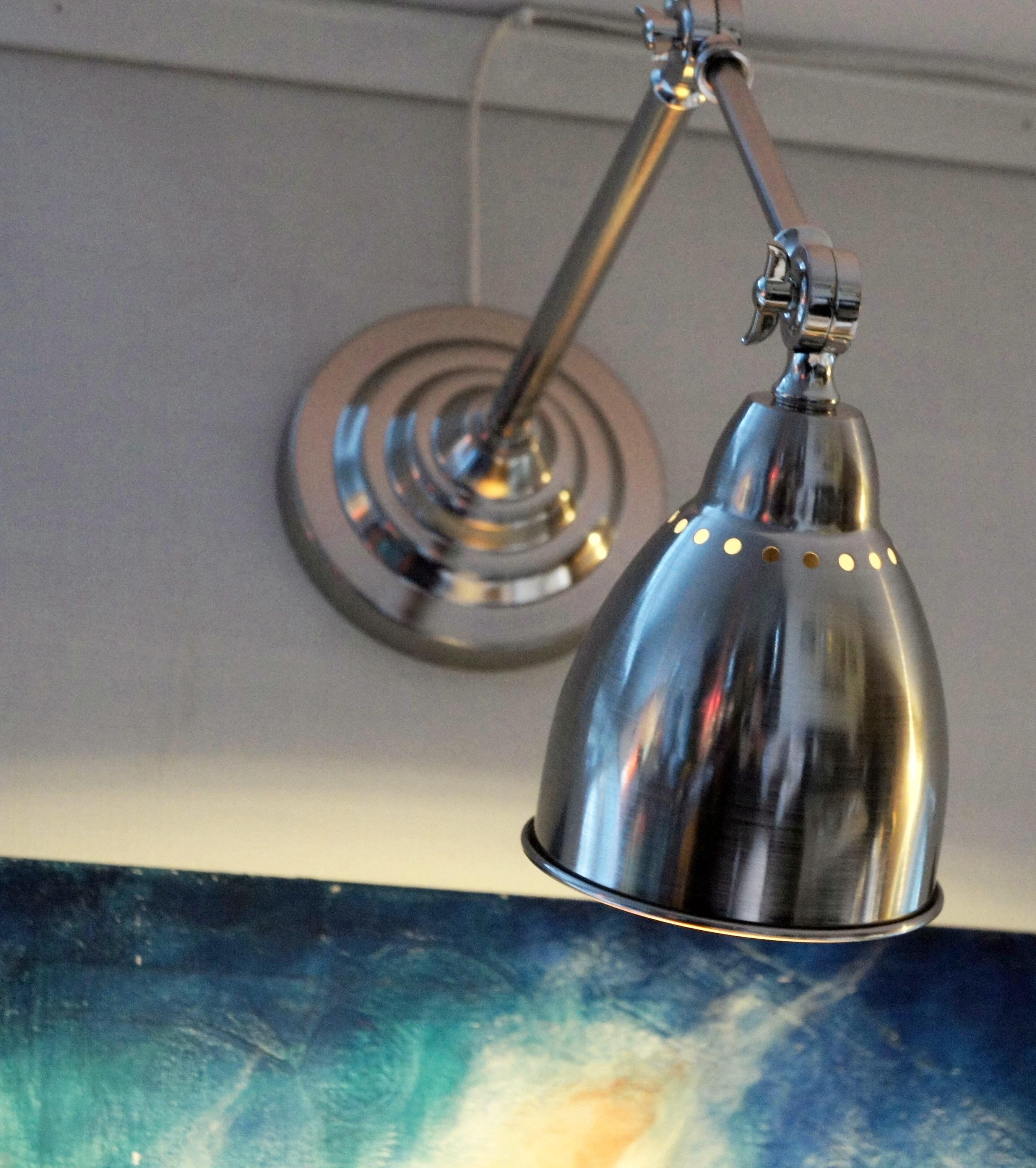 Ikeas arbetslampa Barometer