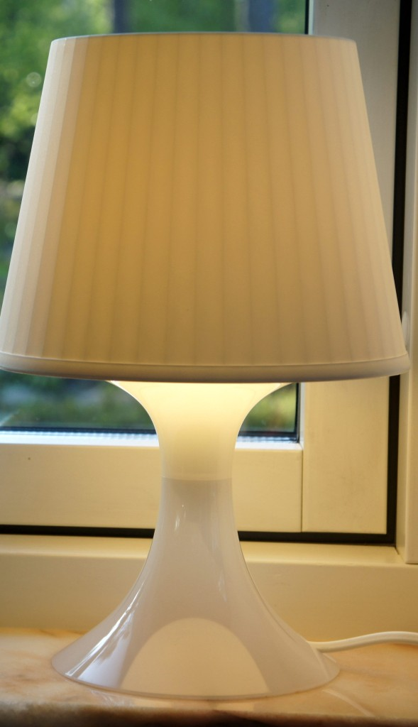 Ikeas lampa Lampa