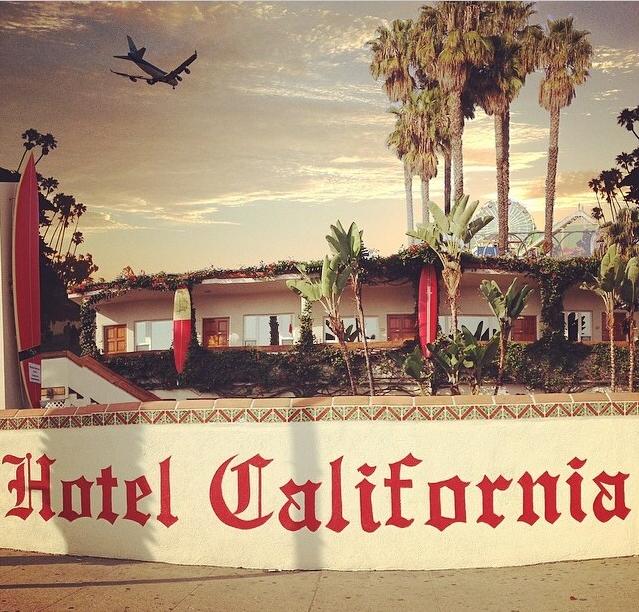 Hotel California Santa Barbara