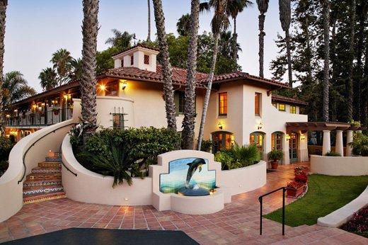 Inn by the harbour, Santa Barbara, California