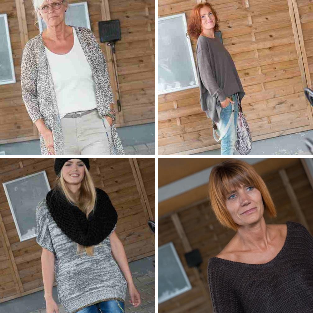 Marianne, Elina, Petra, Angela