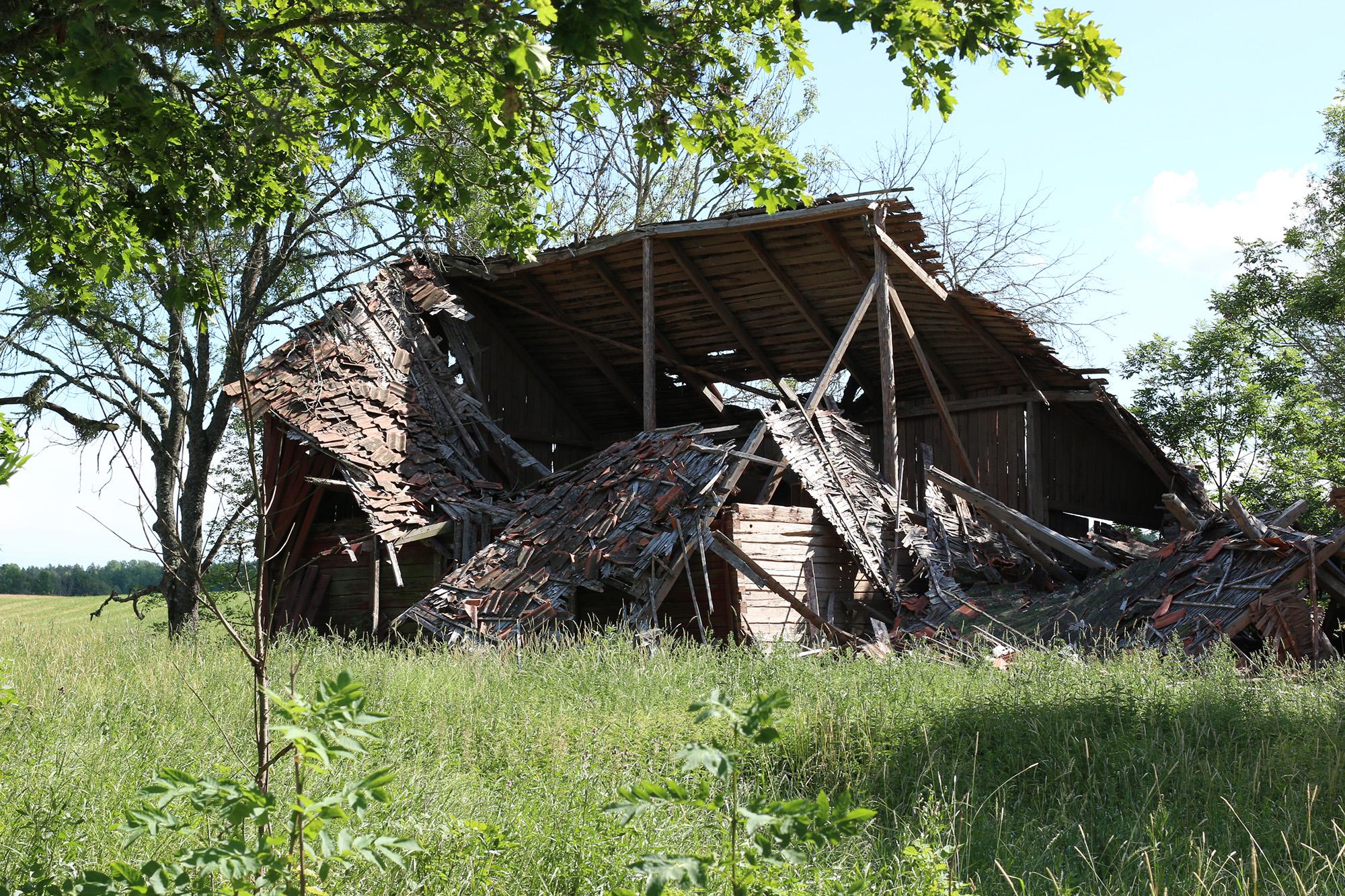 En byggnad med en lång historia