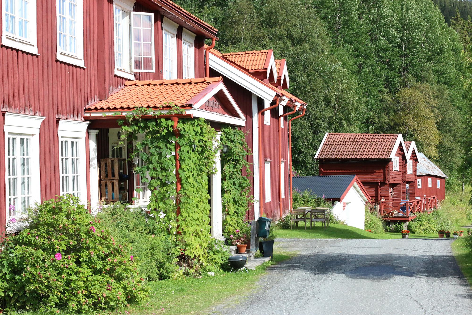Tottvägen i Åre