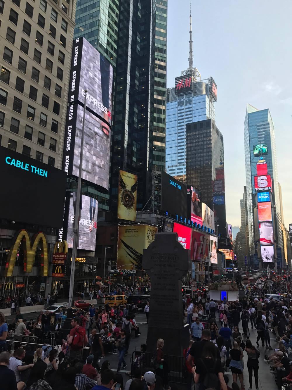 Galna Times Square