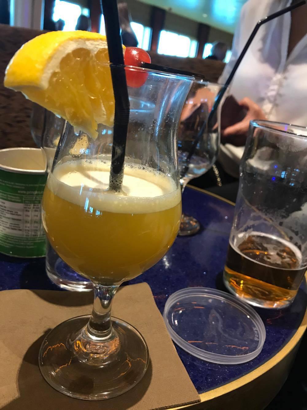 Fräsch alkoholfri drink att läska sig med