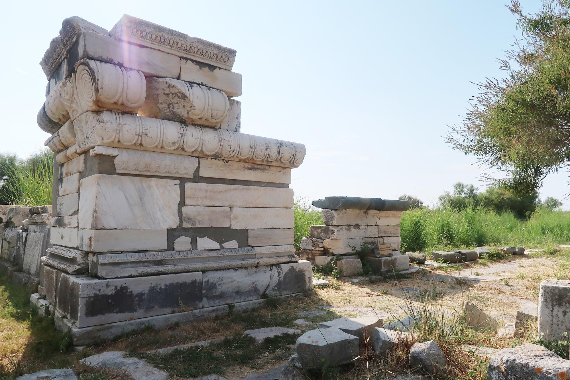 Heras tempel