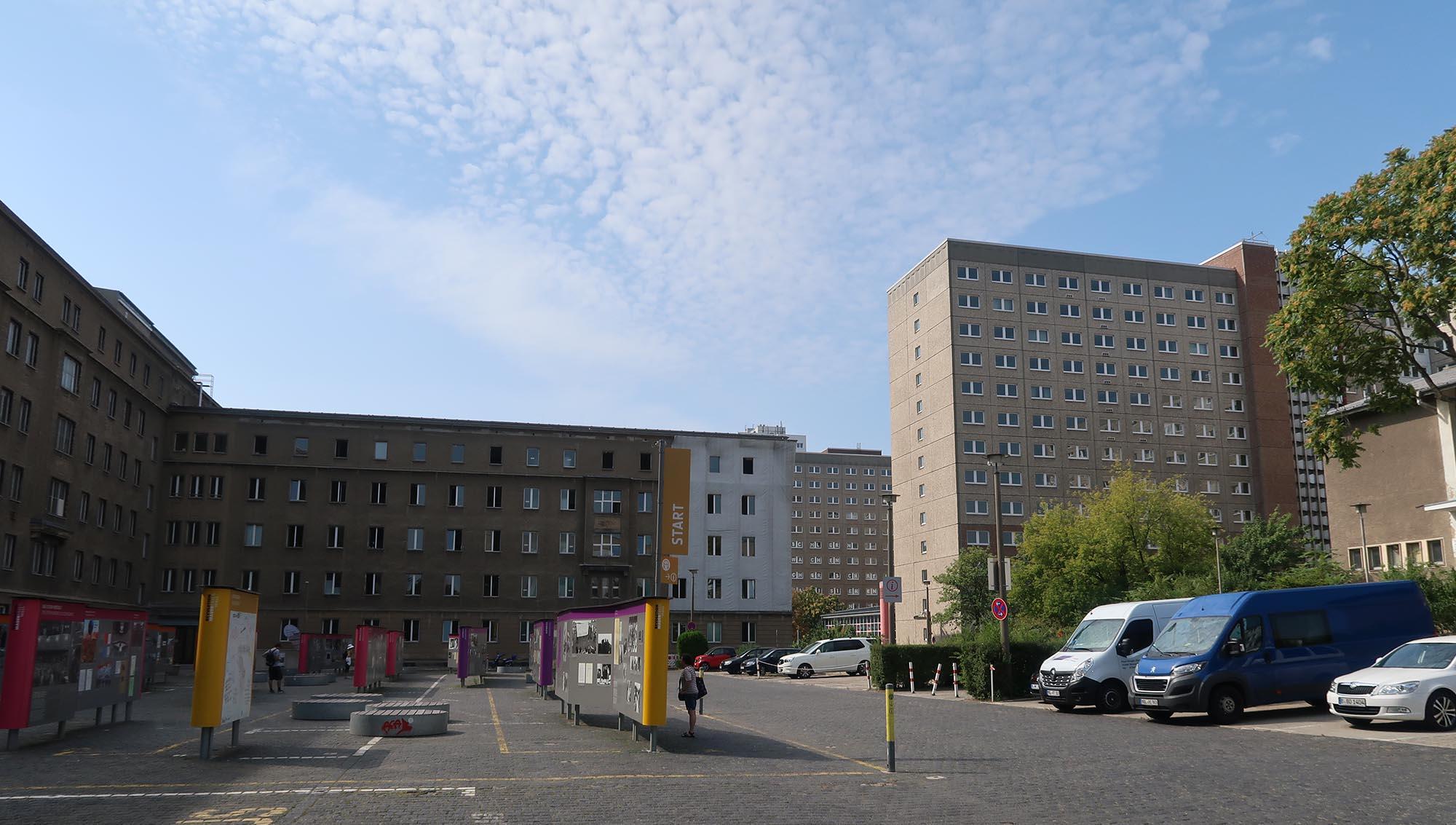 Stasi-muséeet i Berlin kan varmt rekommenderas