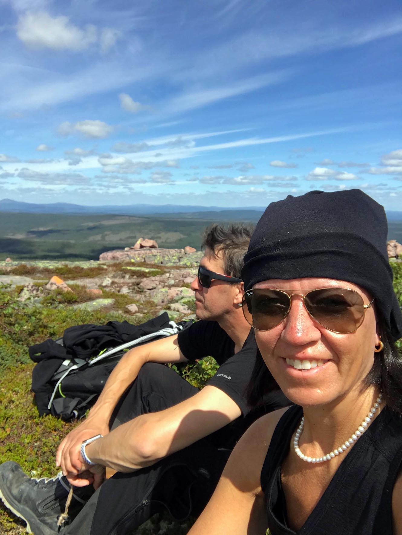 Älskar Fulufjällets nationalpark