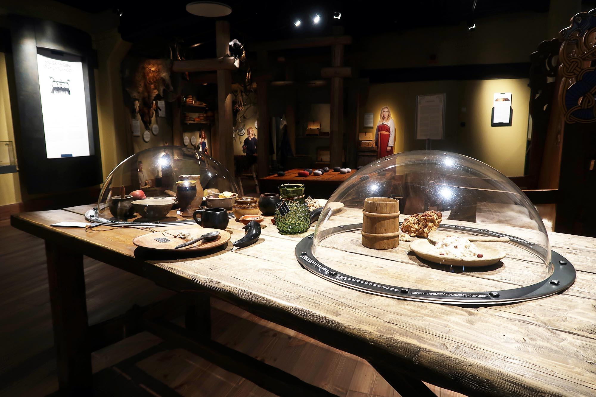 Vikingaliv - ett upplevelsemuseum