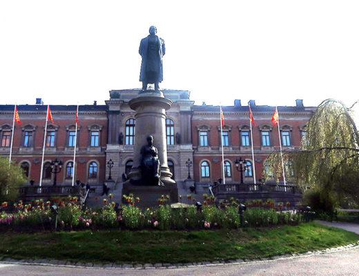Universitetshuset - En av Uppsalas vackraste byggnader