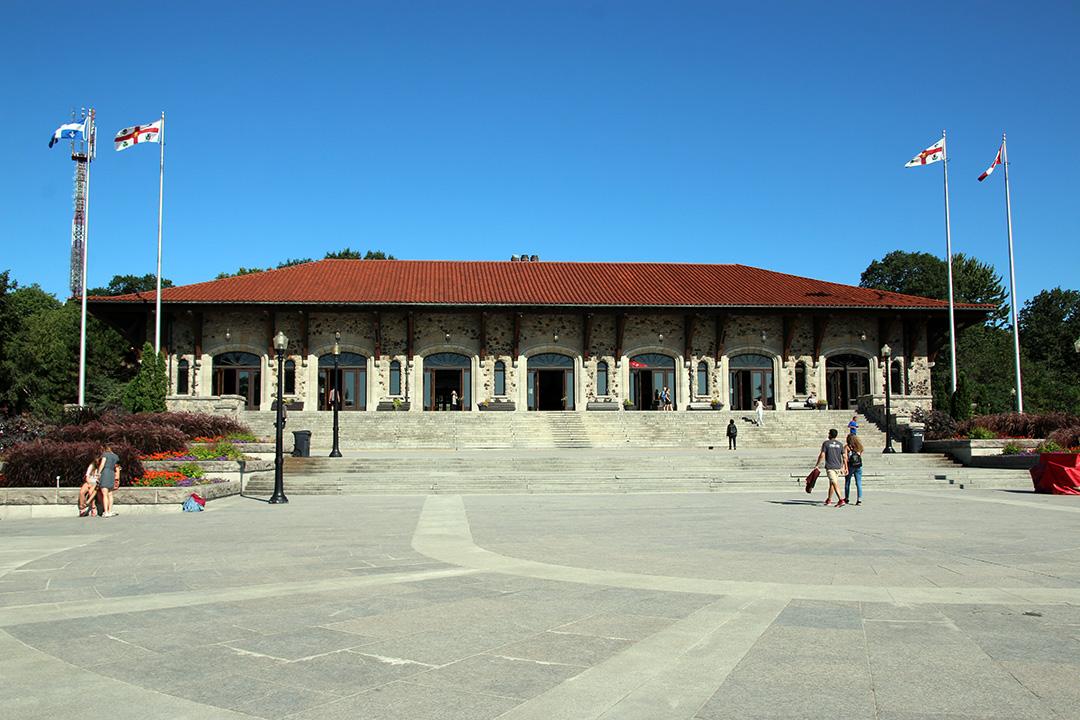 Mount Royal Park Chalet