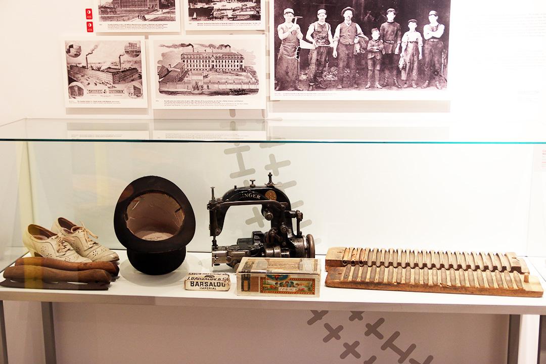 Från Historiska museet i Montreal