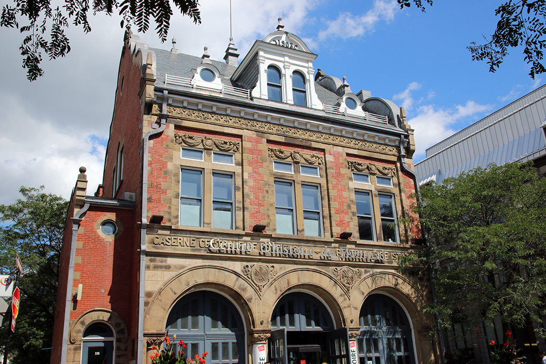 Historiska museet i Montreal
