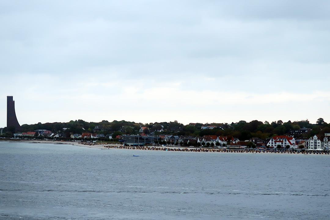 Strandkorgar i Kiel