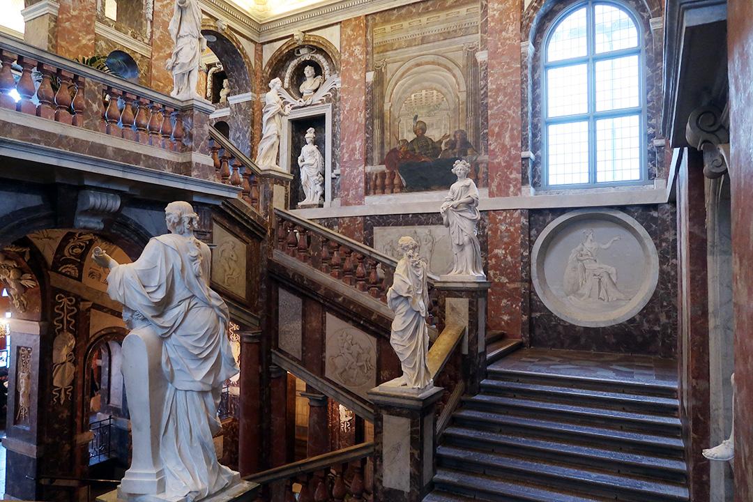 Drottningholm - det kungliga slottet väl värt ett besök