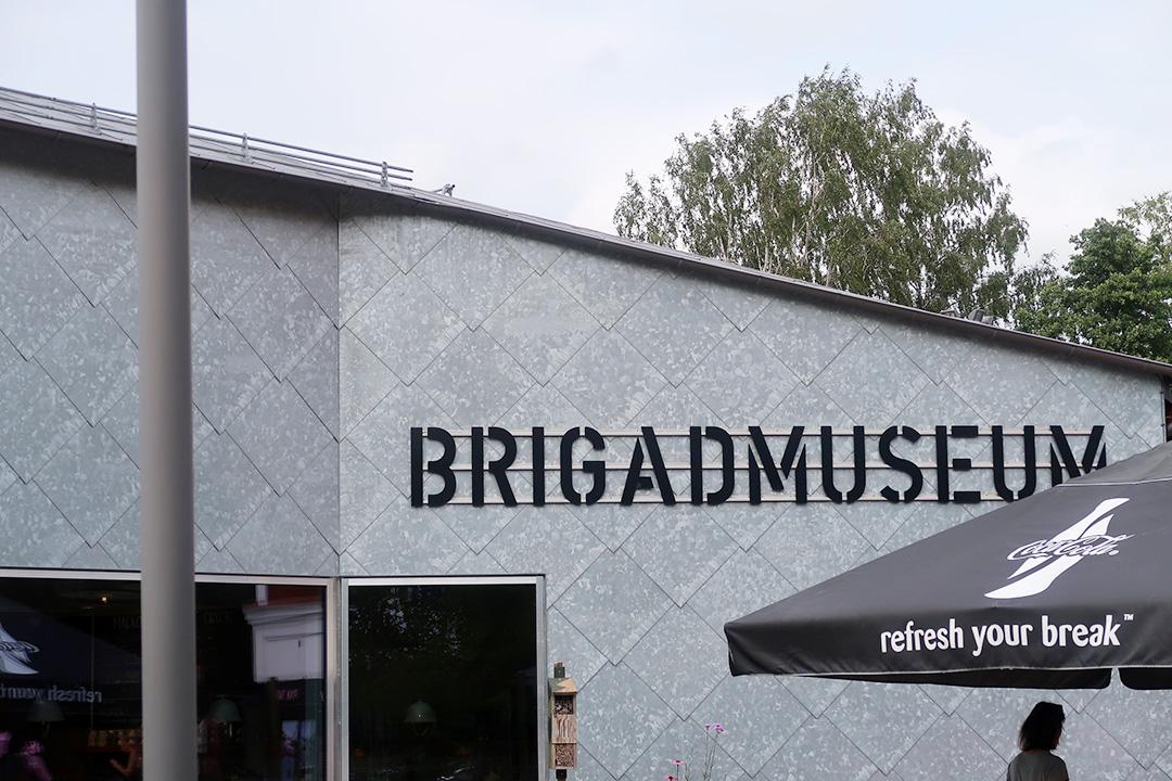 En första dag i Karlstad kan man med fördel starta med Brigadmuseum!