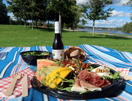 Picknick i Karlstad