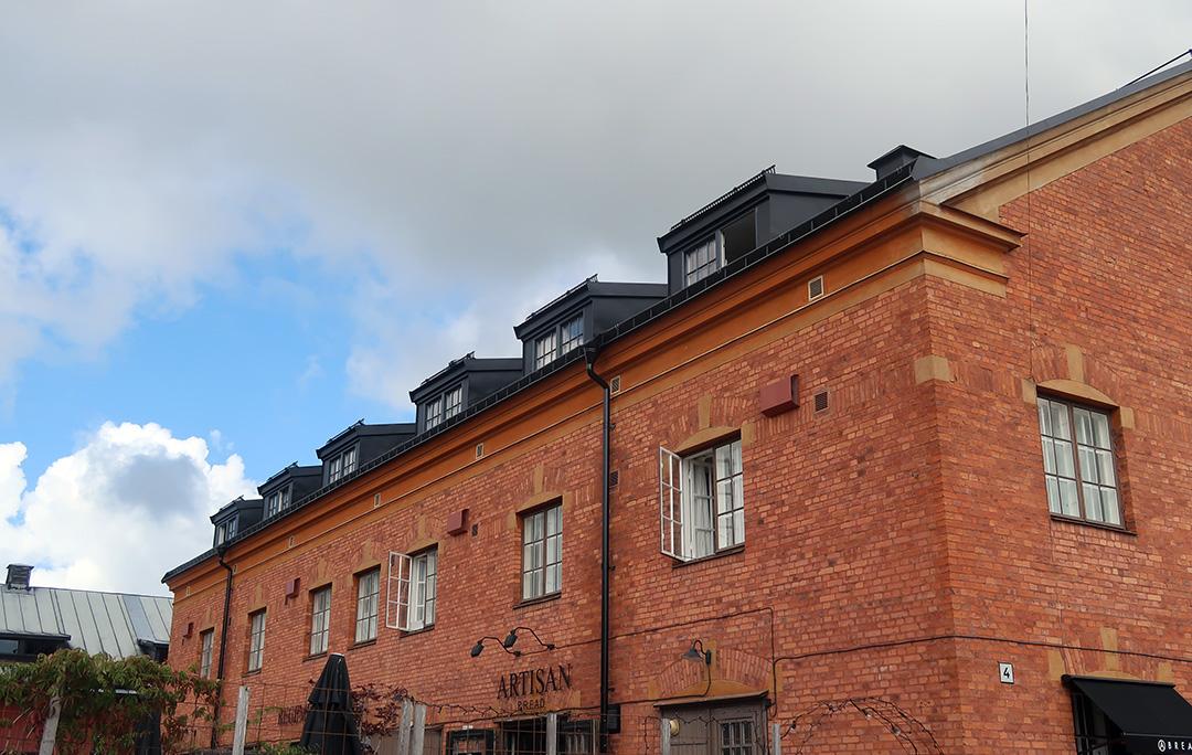 Kasernhöjden i Karlstad har fått nytt liv.