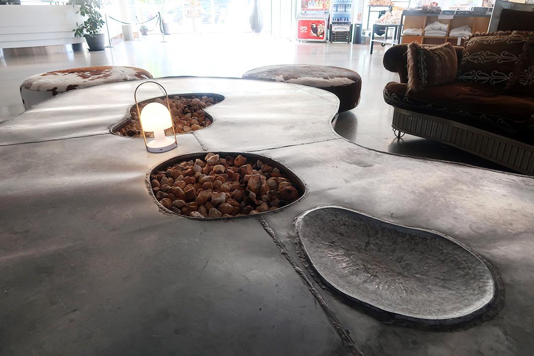 Galet snyggt bord!
