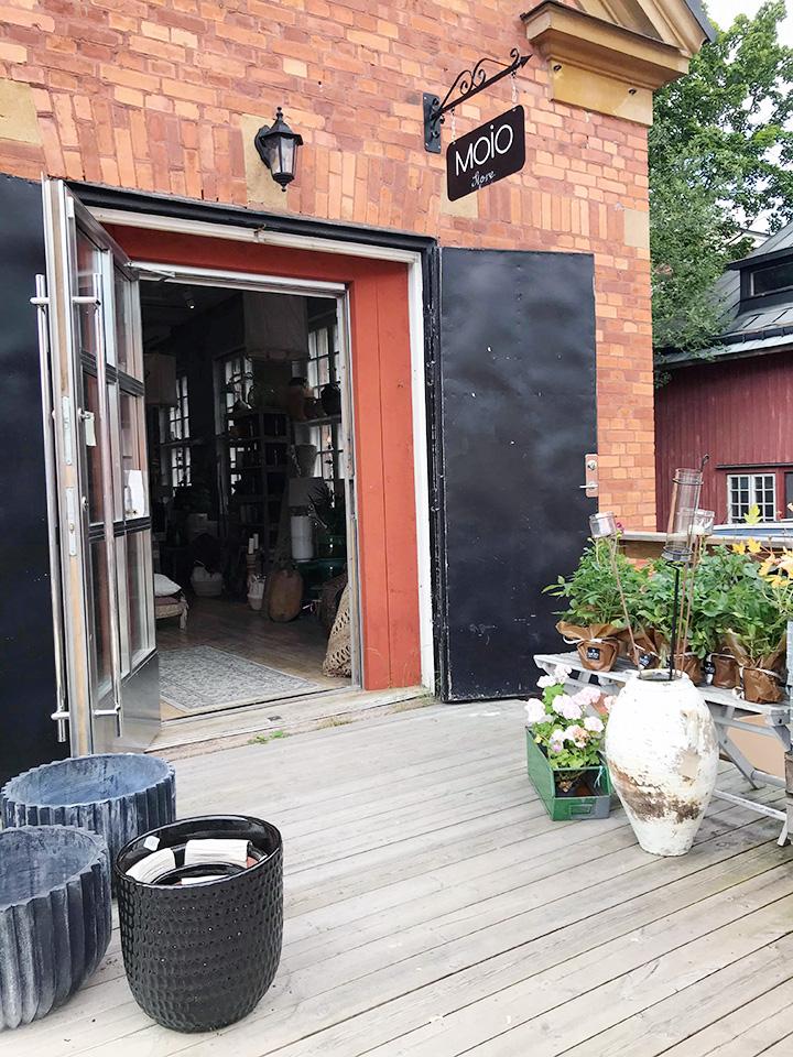 Moio Store på Kasernhöjden i Karlstad